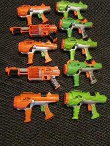 nerf-machine-guns